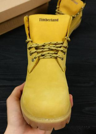 Ботинки женские timberland на зиму | тимберленд