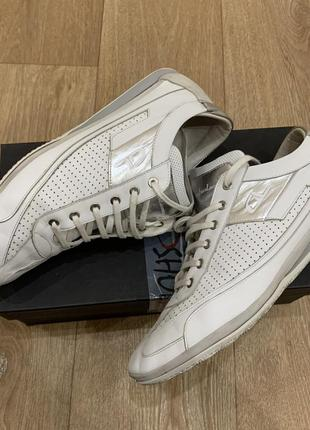 Летние туфли кроссовки gianfranco lucentini италия