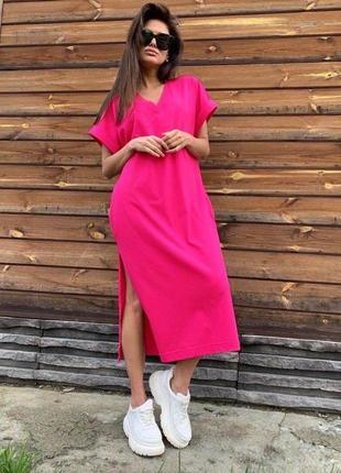 Свободное платье 🌞 сарафан2 фото