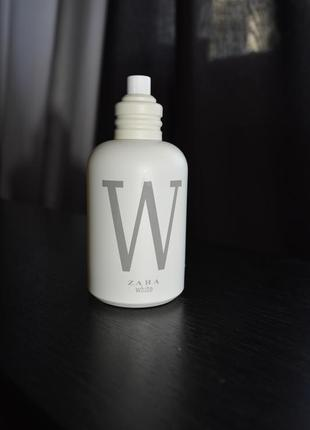 Zara white 100 ml, оригинал испания