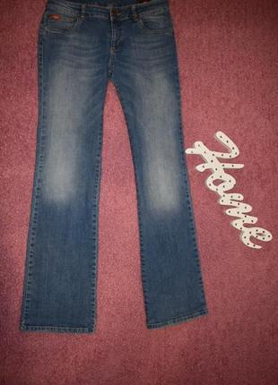 Укороченные джинсы lee cooper