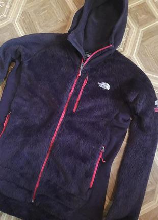 The north face summit series худи женское