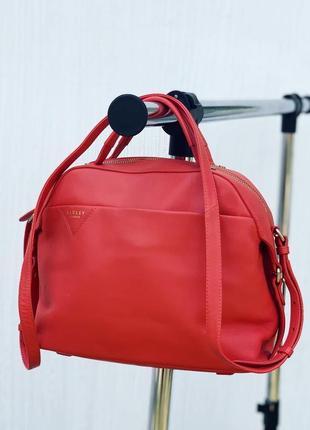 Шикарнейшая  кожаная сумка radley