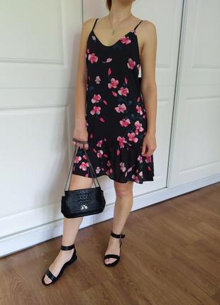 Плаття в квітковий принт 🌺🌺🌺l