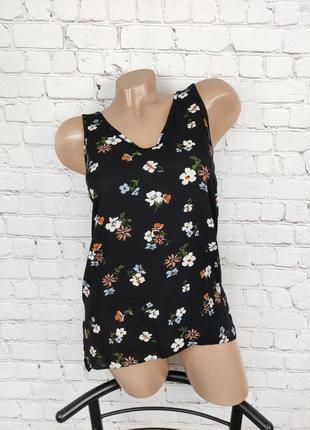 Блуза в цветочный принт #4