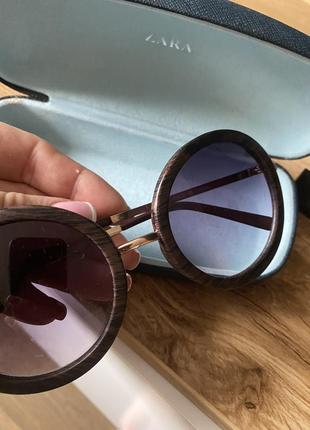 Солнцезащитные очки zara3 фото