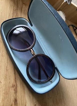 Солнцезащитные очки zara1 фото