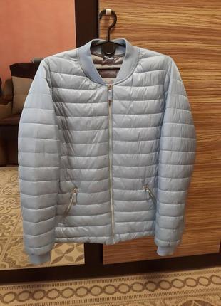 Куртка женская демисезонная, размер 48-50