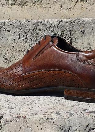 Элитные туфли польша minardi pan4 фото