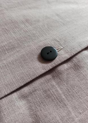 Платье-рубашка цвет мокко2 фото