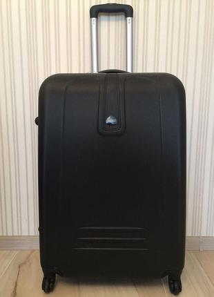 Склад!  чемодан gravitt польша валіза на колесах дорожная сумка
