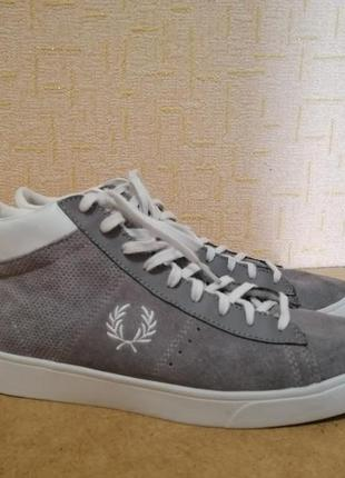 Кроссовки fred perry2 фото