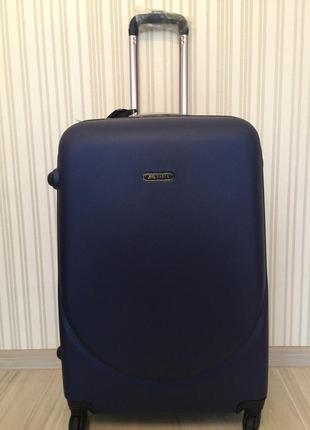 Чемодан gravitt польша валіза на колесах дорожная сумка
