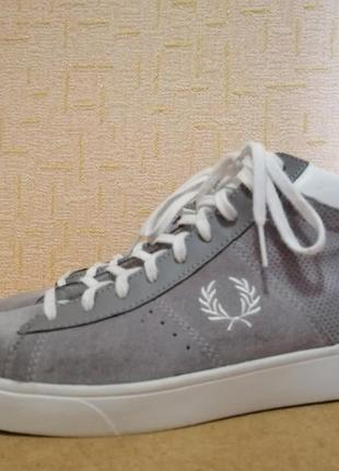 Кроссовки fred perry3 фото