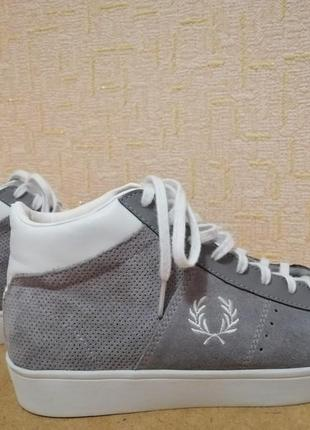 Кроссовки fred perry5 фото
