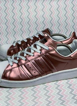 Оригинальные кроссовки adidas superstar boost (39-40р 25см)