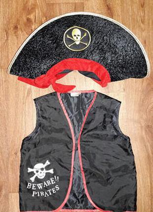 """Детский карнавальный костюм """"пират"""" на  хэллоуин, halloween"""