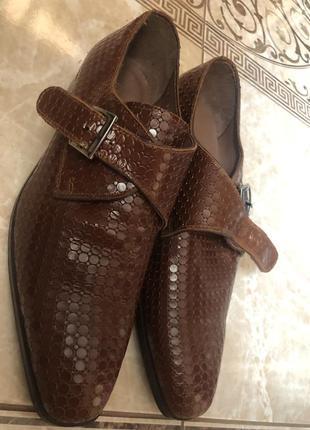 Туфли giuseppe sergiotti италия