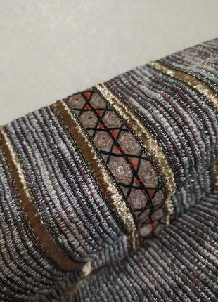 Пиджак жакет женский красивый интересный латэ бежевый коричневый капучино блестящий7 фото