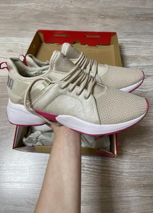 Puma женские кроссовки пума малиновые кроссовки золотые новые usa кеды беговые кроссовки 39 размер. 38 размер