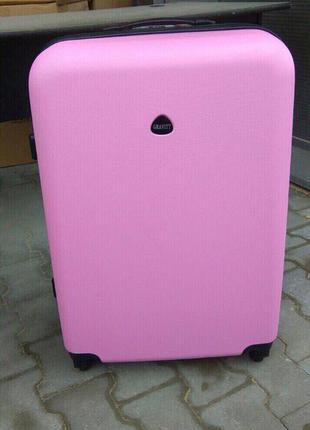 Склад акция большой чемодан  польша сумка валіза,самовывоз
