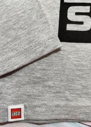 Серый реглан с ниндзяго disney р. 128, 1404 фото