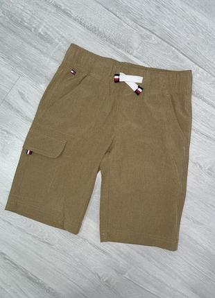 Детские шорты на мальчика 8-10 лет tommy hilfiger