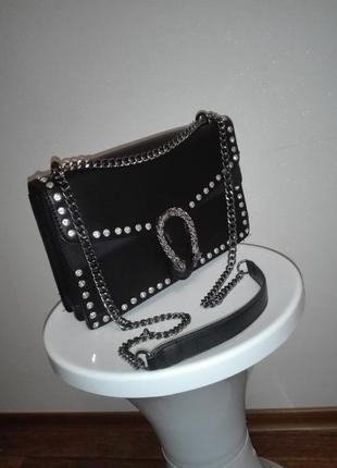 Шикарная сумочка супер в стиле гуччи дионис