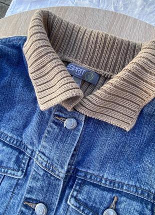 Джинсовая куртка3 фото