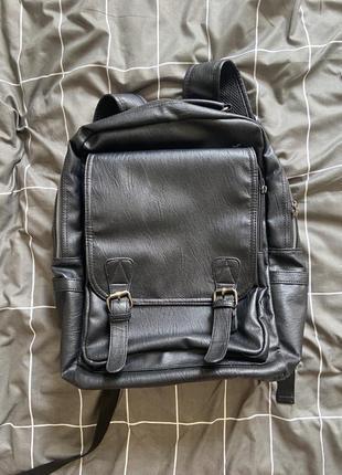 Шкіряний рюкзак derby