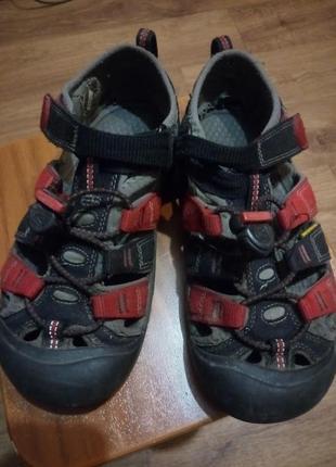 Босоножки keen  / сандалии для мальчика