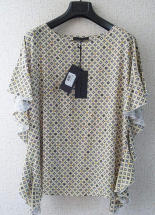 Блуза от итальянского бренда премиум класса frankie morello