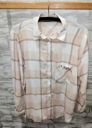 Красивая рубашка zara