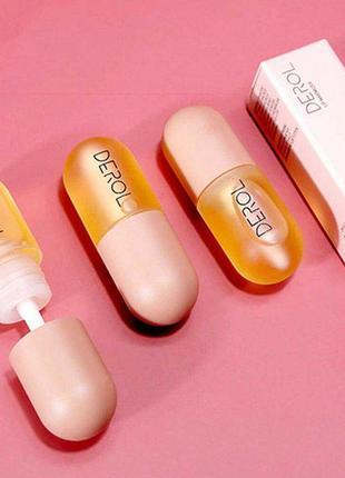 Derol lip maximizer блеск помада средство сыроватка для увеличения губ