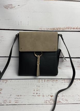 M&s новая стильная сумка