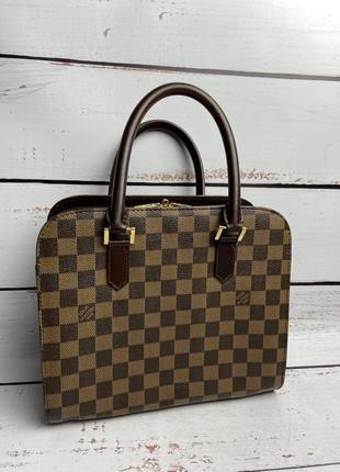 Louis vuitton сумка из натуральной кожи