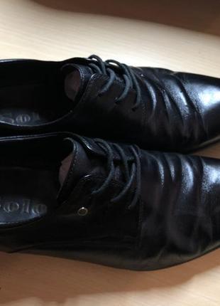 Туфлі чоловічі натуральна шкіра