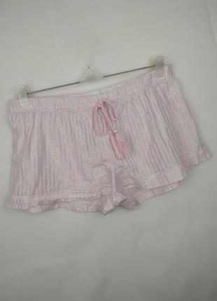 Пижамные красивые шорты uk 12-14/m
