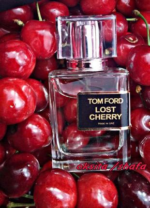 🔥аромат хит!! l🍒 lost cherry 🍒 тестер экстракт 63 мл эмираты