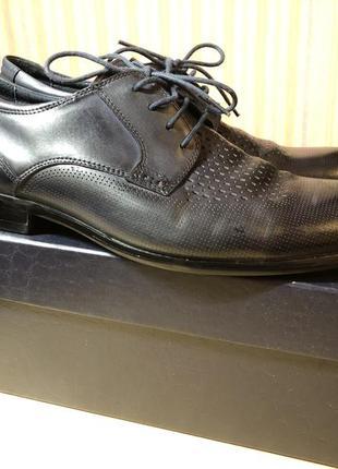 Туфлі із натуральної шкіри