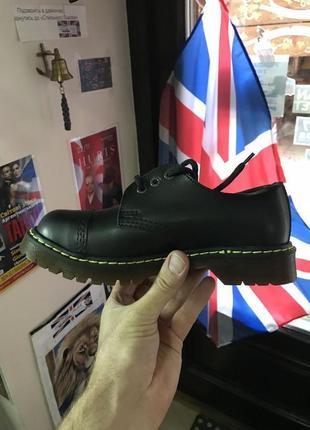 Туфлі мешти steel 101102al black