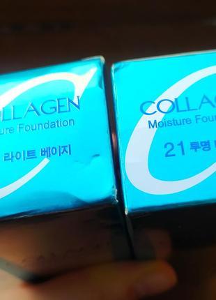 Тональные основы collagen2 фото