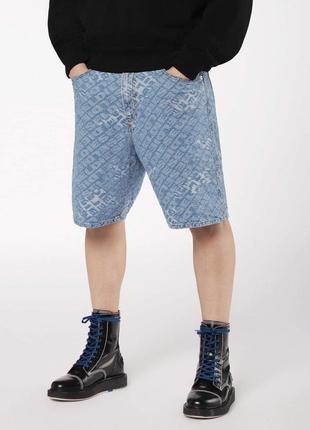 Мужские шорты diesel (d-willoh)