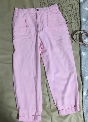 Eco брюки zara