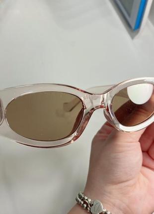 Красивые очки солнцезащитные2 фото