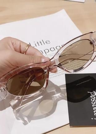 Красивые очки солнцезащитные5 фото