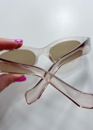 Красивые очки солнцезащитные4 фото