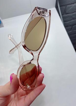 Красивые очки солнцезащитные6 фото
