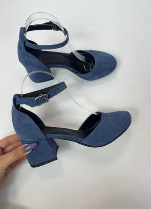 Замшеві босоніжки туфлі замшевые туфли босоножки