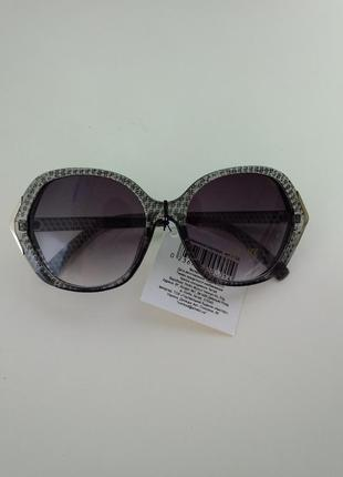 Очки солнцезащитные окуляри сонцезахисні защита от ультрафиолета uv4001 фото